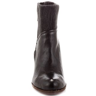 Frye Shoess Black Corby Side Zip 76285   Black for 299.99
