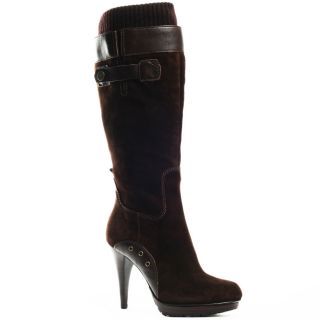 Buster Boot   Brown Multi Suede, Guess, $166.49