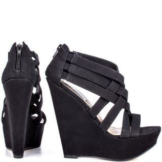 Steve Maddens Black Xcess   Black for 79.99