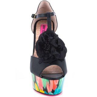 Betsey Johnsons Multi Color Rubyyy   Black Multi for 149.99