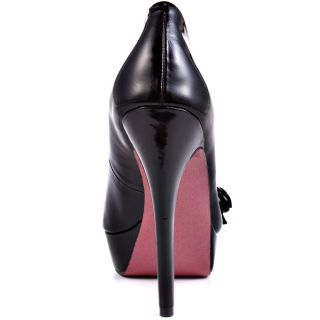 Paris Hiltons Black Laila   Black Patent for 99.99