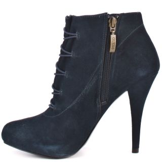 Owens   Dark Blue Suede, Guess, $125.99