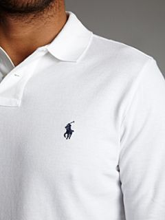 Polo Ralph Lauren Long sleeve polo shirt White