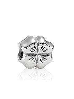 Pandora Sterling Silver Four Leaf Clover Charm