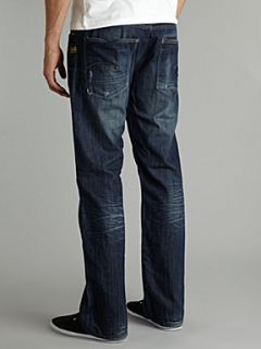 G Star Attacc low straight jeans Denim