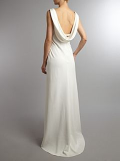 Homepage  Women  Dresses  Anoushka G Adriana diamante trim dress