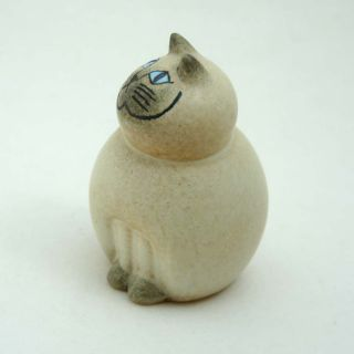 Blue Eyes Cat MIA by Lisa Larson K Studio Gustavsberg
