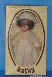 Sweet Things Kathy Doll Ivory Lace Dress Bonnet