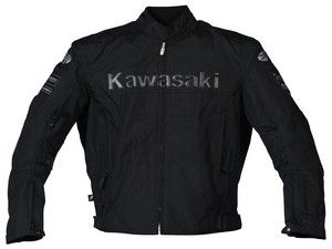 Joe Rocket Kawasaki ZX Textile Jacket Black L Large