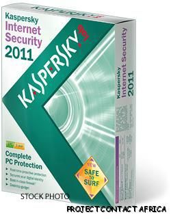 Kaspersky Internet Security 2011 1pc PKC w Bio Flash Dr