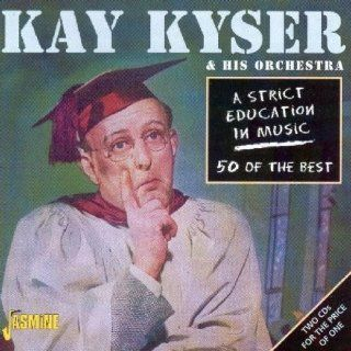 Best of Kay Kyser 2 CD Set 50 Greatest Hits 1935 48