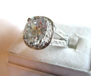 Katie Holmes Inspired Womens Ring Gorgeous Sizes 5 10
