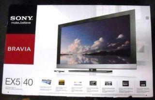 Sony Bravia KDL 40EX500 40 inch Full HD 1080p LCD HDTV