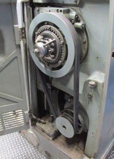 NICE KEARNEY & TRECKER 50 x 12 HORIZONTAL MILLING MACHINE   #205