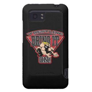 Wrestling Bring It On HTC Vivid Cover