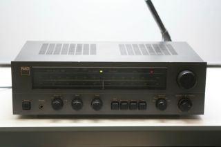 NAD Stereo FM Am Receiver Model 7020