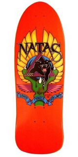 Santa Monica Airlines Natas Kaupas Bulldog Panther Deck Red DIP