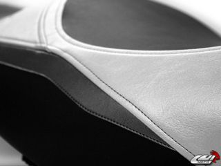 Kawasaki Concours 14 Motorcycle Seat Cover by Luimoto