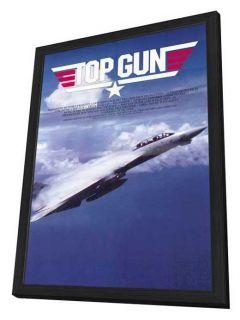 Gun 1986 11 x 17 Movie Poster Tom Cruise Kelly McGillis Style C