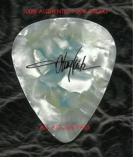 Toby Keith Guitar Pick Locked Loaded 2011 2012 Tour Concert
