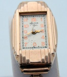 Art Deco Styled Ladies Kelton 7 Jewel Watch