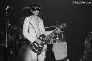 1981 Zemaitis Macabre 5 String Keith Richards Replica