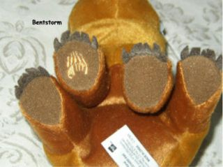 Disney Brother Bear Bean Bag Plush Koda Kenai Tuke Rutt