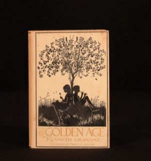 1928 The Golden Age Kenneth Grahame Childhood Reminiscences
