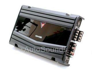 New Kenwood KAC 2404s 500 Wa 4 Channel Car Audio Amplifier