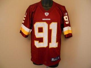 NEW MINOR FLAW Ryan Kerrigan #91 Washington Redskins Large L Reebok