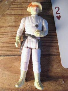 Star Wars Vintage Action Figure Cloud Car Pilot Empire Strikes Back