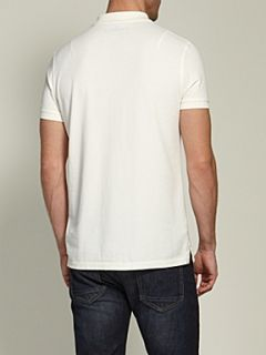 Farrell Classic polo shirt Cream