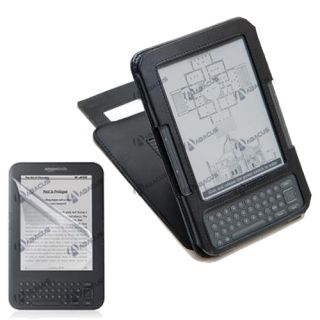 Keyboard 3G WiFi PU Leather Case Cover Stand Screen Protector