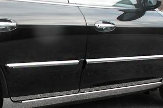 01 06 fits Kia Optima Rocker Panels, Lower Kit Car Chrome Trim New