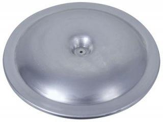 Keyser Manufacturing Air Cleaner Top Aluminum Natural 14 in. Diameter
