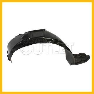 Left Fender Liner Splash Shield L H for 04 09 Kia Spectra