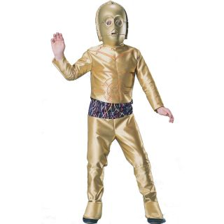 Star Wars C 3PO Child Costume