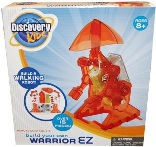 Discovery Kids Remote Control EZ Warrior EZ New