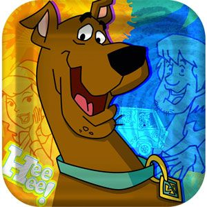 Kids Birthday Party Supplies Scooby Doo Mod Mystery Theme