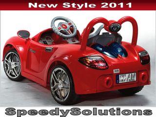 Kids Ride on Remote Control Wheels Power Sports Car