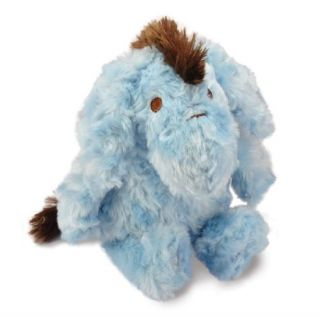 Features of Classic Pooh Eeyore Plush by Kids Preferred