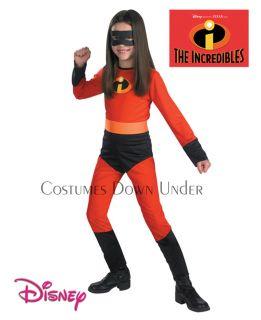 Kids Adults Incredibles Costume Elastigirl Dash Violet Parr Disney