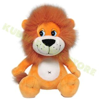 Russian Musical Soft Toy Lions Whelp New 8 3