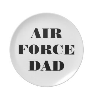 Plae Proud Air Force Dad