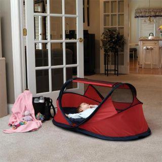 Kidco Pea Pod Indoor Outdoor Travel Bed Playard Baby