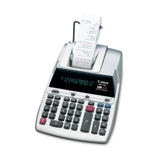 Canon MP11DX Soft Touch Printing Calculator 12 Character s Fluorescent
