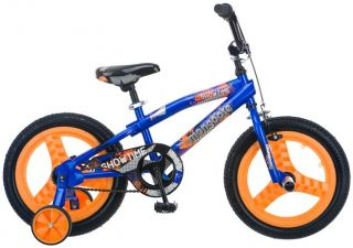 Mongoose 16 Showtime Boys BMX Kids Bicycle Bike