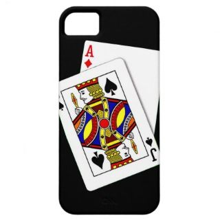 Black Jack iPhone Case iPhone 5 Case