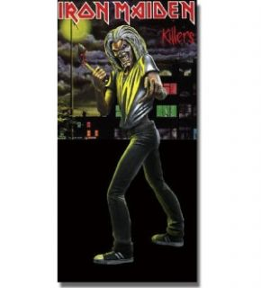 Iron Maiden 7 Killers Action Figure New