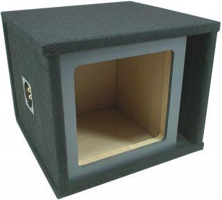 Kicker Single 10 Suqare Solobaric L3 L5 L7 Custom Subwoofer Speaker